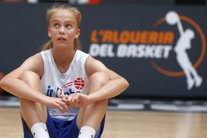 13-річна баскетболістка отримала виклик до національної збірної