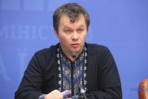 Милованов запевнив, що не ображається на слова Коломойського