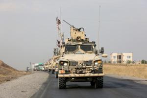 Американці заблокували військових РФ, які прямували до нафтового родовища у Сирії
