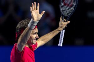 Федерер провів 1500-й матч у кар'єрі