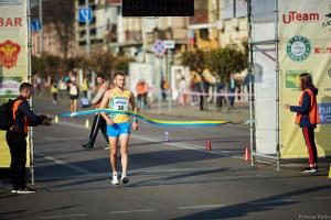 В Івано-Франківську пройшов чемпіонат України з ходьби на 50 км