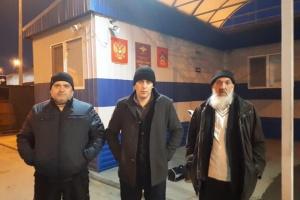 Задержанных ночью крымскотатарских активистов отпустили