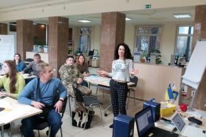 Як поводитися у конфліктних ситуаціях: у Миколаєві провели тренінг для посадовців ОТГ