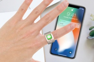 "Apple патентует ""умное кольцо"""