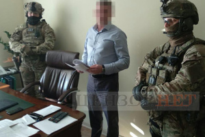 СБУ затримала ексзаступника міністра економіки за підозрою у держзраді
