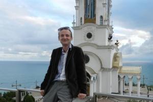 У Криму російські силовики побили та затримали блогера Гайворонського
