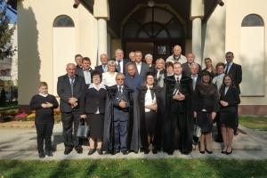 На Закарпатье еще одна женщина стала священником