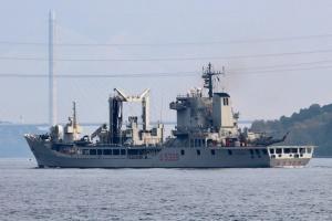 У Чорному морі стартували навчання НАТО за участю України