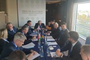 Україна, Білорусь і Грузія планують спільні інфраструктурні проєкти