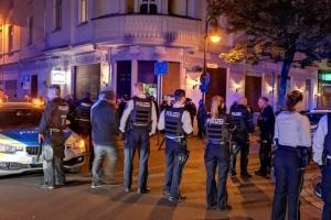 У Німеччині — зіткнення між турками та курдами, поліція застосувала перцевий газ