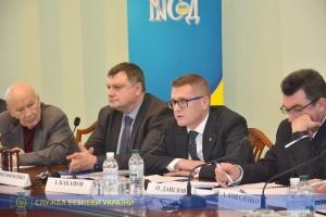 Баканов — про реформу СБУ: Маємо запобігати ризикам, а не констатувати їх