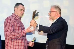 Сенцов отримав нагороду Польської кіноакадемії - за відвагу і незламність