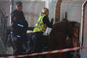 Поліція назвала головну версію вибуху в центрі Києва