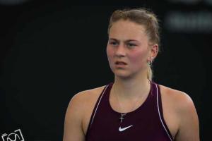 Марта Костюк не змогла подолати перший раунд турніру ITF у Пуатьє