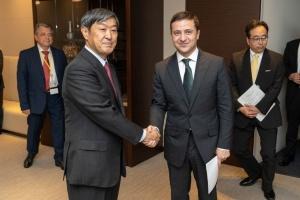 Україна зацікавлена у подальшій співпраці з агентством JICA – Зеленський