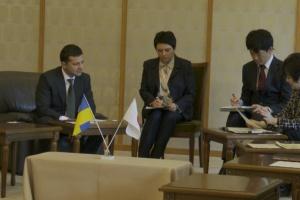 Зеленський закликав парламент Японії надати безвіз українцям
