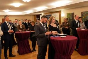 Potencial empresarial de Ucrania presentado en Bruselas