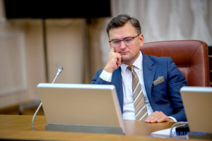 Vice PM Kuleba: Normandy format meeting is Ukraine's diplomatic offensive