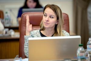 Соколовська: Орієнтир прожиткового мінімуму - не менш як 40% від середньої зарплати