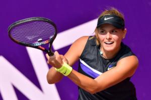 Українка Завацька вийшла до другого кола 100-тисячника ITF в Угорщині