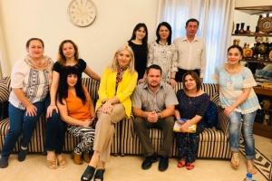 У Посольстві України в Індії відбулася зустріч з українською громадою
