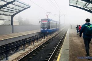Будівництво лінії швидкісного трамвая до центру Києва можуть розпочати у 2022 році