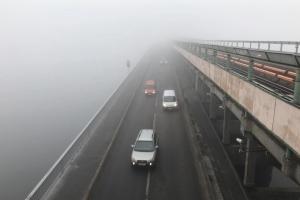 У п'ятницю в Україні без опадів, місцями туман, вдень прогріє до +7°