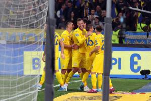 最新FIFAランキング、ウクライナは22位に浮上