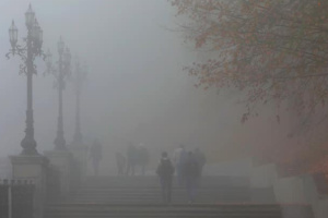 В Україні місцями туман та до 5° тепла
