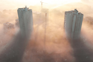 Спасатели предупреждают о тумане и плохой видимости