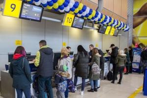 Объемы пассажирооборота в Украине выросли на 3,3% - отчет правительства