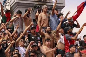 В Чили продолжаются протесты, несмотря на обещания новой конституции