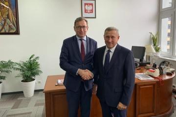 Ukraina i Polska wznawiają współpracę w uhonorowaniu ofiar wojny i represji politycznych