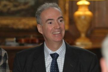 L'ambassadeur de France en Ukraine a ouvert le 3e colloque international francophone à Odessa