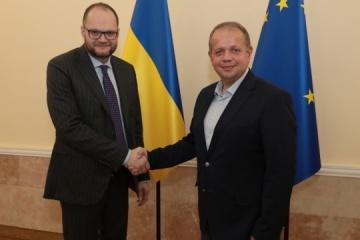 Ukraine and Belarus discuss cultural cooperation