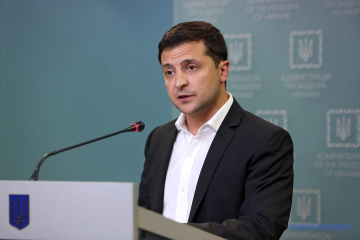 Zelensky: Permission to sell land to foreigners will be put to referendum