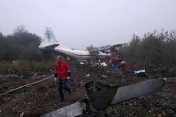 Condición de los miembros rescatados de la tripulación de An-12 es grave