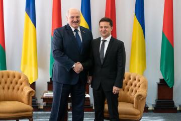 Zelensky et Loukachenko ont discuté de l'extradition des « mercenaires » du Bélarus