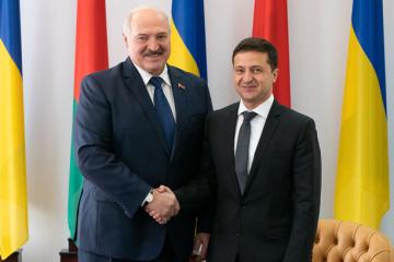 Ukraina – Białoruś - co uzgodnili Zełenski i Łukaszenko