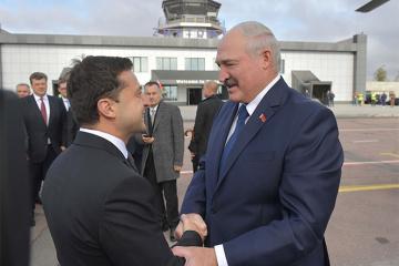 Lukashenko invita a Zelensky a hacer una visit oficial a Belarús