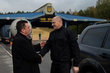 Sharoiko ha regresado a Ucrania tras ser liberado en Belarús