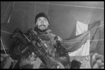 Le nom du militaire ukrainien tué avant-hier dans le Donbass est dévoilé