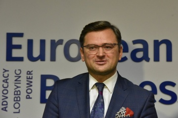 EU markets and investments: Vice PM Kuleba calls on business for open dialogue