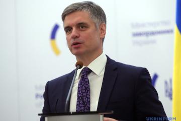 Prystaiko: Zelensky hace todo lo posible para que se celebre una reunión del Cuarteto de Normandía