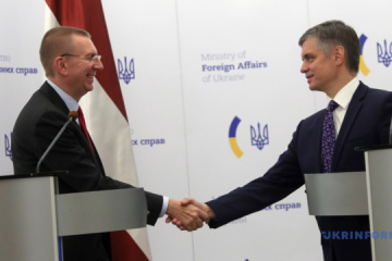 EU must keep anti-Russian sanctions in place – Latvian foreign minister