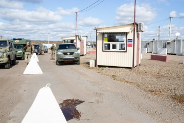 EU fordert Eröffnung von Kontrollposten in Solote und Schtschastja - Erklärung