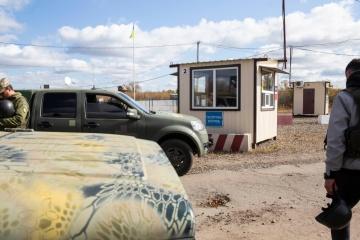 27 Menschen starben 2019 an Kontrollposten in der Ostukraine
