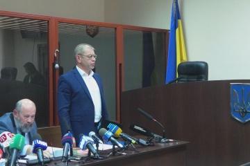 Tribunal ordena detención de Pashynsky