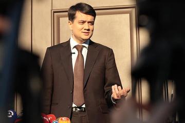 Dmytro Razumkov: les Ukrainiens ont libéré Kyiv au prix de lourdes pertes et de souffrances