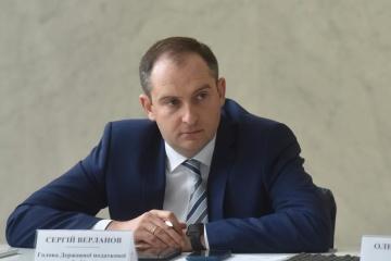 Durchsuchungen bei Chef der Steuerbehörde Werlanow